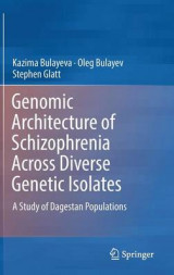 Omslag - Genomic Architecture of Schizophrenia Across Diverse Genetic Isolates 2016