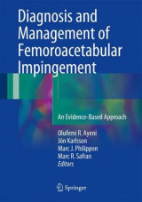Omslag - Diagnosis and Management of Femoroacetabular Impingement 2017