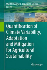 Omslag - Quantification of Climate Variability, Adaptation and Mitigation for Agricultural Sustainability 2016