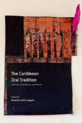 Omslag - The Caribbean Oral Tradition 2016