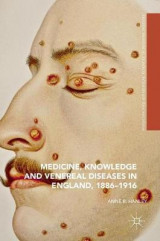 Omslag - Medicine, Knowledge and Venereal Diseases in England, 1886-1916 2016