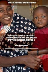 Omslag - Historical Perspectives on the State of Health and Health Systems in Africa 2017: Volume II