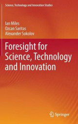 Omslag - Foresight for Science, Technology and Innovation 2016