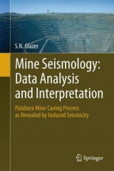 Omslag - Mine Seismology: Data Analysis and Interpretation 2016