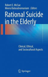 Omslag - Rational Suicide in the Elderly 2017