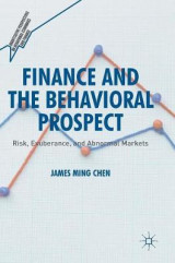 Omslag - Finance and the Behavioral Prospect 2016