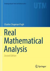 Omslag - Real Mathematical Analysis