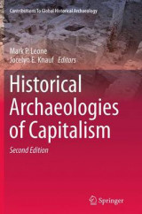 Omslag - Historical Archaeologies of Capitalism