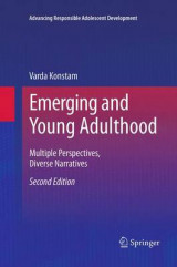 Omslag - Emerging and Young Adulthood
