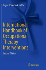 Omslag - International Handbook of Occupational Therapy Interventions