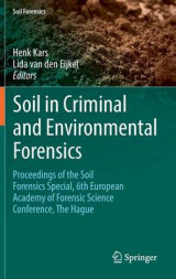 Omslag - Soil in Criminal and Environmental Forensics 2016
