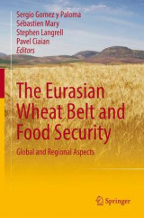Omslag - The Eurasian Wheat Belt and Food Security 2017
