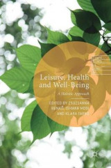 Omslag - Leisure, Health and Well-Being 2016