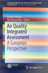 Omslag - Air Quality Integrated Assessment 2016