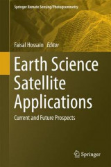 Omslag - Earth Science Satellite Applications 2016