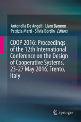 Omslag - COOP 2016: Proceedings of the 12th International Conference on the Design of Cooperative Systems, 23-27 May 2016, Trento, Italy 2016