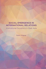 Omslag - Social Emergence in International Relations 2016