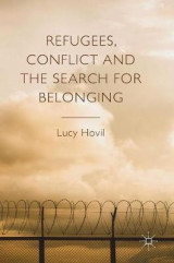 Omslag - Refugees, Conflict and the Search for Belonging 2016