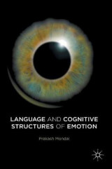 Omslag - Language and Cognitive Structures of Emotion 2016