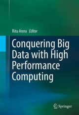 Omslag - Conquering Big Data with High Performance Computing 2016