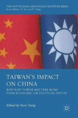Omslag - Taiwan's Impact on China 2016