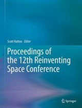 Omslag - Proceedings of the 12th Reinventing Space Conference 2016
