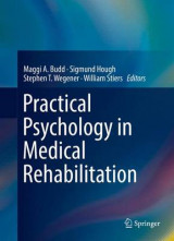 Omslag - Practical Psychology in Medical Rehabilitation 2017