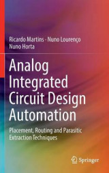 Omslag - Analog Integrated Circuit Design Automation 2016