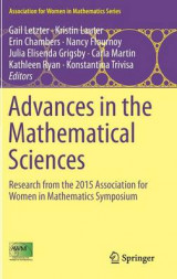 Omslag - Advances in the Mathematical Sciences 2016