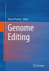Omslag - Genome Editing 2016