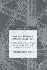Omslag - The U.S. Foreign Language Deficit and How it Can be Effectively Addressed in a Globalized World 2016