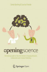 Omslag - Opening Science