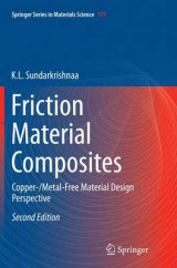 Omslag - Friction Material Composites
