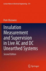 Omslag - Insulation Measurement and Supervision in Live AC and DC Unearthed Systems