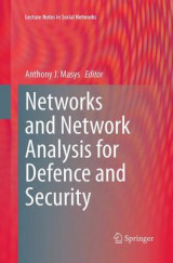 Omslag - Networks and Network Analysis for Defence and Security