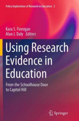 Omslag - Using Research Evidence in Education