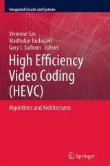 Omslag - High Efficiency Video Coding (HEVC)