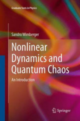 Omslag - Nonlinear Dynamics and Quantum Chaos