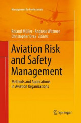 Omslag - Aviation Risk and Safety Management