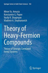 Omslag - Theory of Heavy-Fermion Compounds