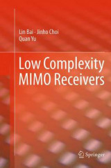 Omslag - Low Complexity Mimo Receivers