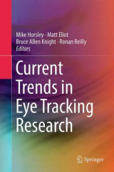 Omslag - Current Trends in Eye Tracking Research