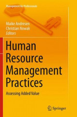 Omslag - Human Resource Management Practices