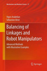 Omslag - Balancing of Linkages and Robot Manipulators