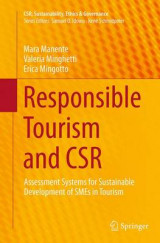 Omslag - Responsible Tourism and CSR