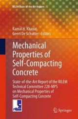 Omslag - Mechanical Properties of Self-Compacting Concrete