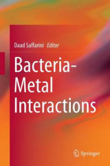 Omslag - Bacteria-Metal Interactions