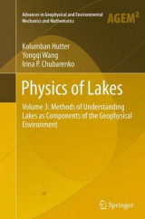 Omslag - Physics of Lakes: Methods of Understanding Lakes as Components of the Geophysical Environment Volume 3