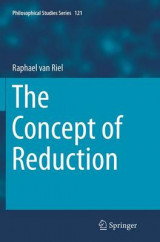 Omslag - The Concept of Reduction