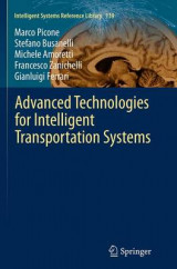 Omslag - Advanced Technologies for Intelligent Transportation Systems